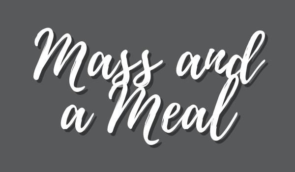 YA Mass and Lunch